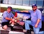 Craig Setzer and Gerald Pierce