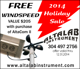AltaCom II with FREE Windspeed - Holiday Special Image